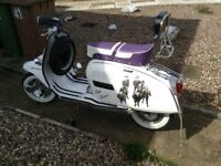 Lambretta GP 125/200 top end