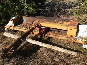 Allis chalmers hay conditioner.  Belleville Belleville Area image 2