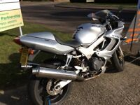 Full Mot Recently Serviced Honda VTR 1000 F Firestorm VGC Not CBR VFR Yamaha R1R6 Kawasaki Suzuki