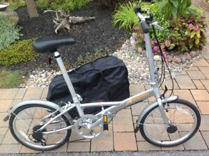 A Pair of Folding bicycles AVENIR (2)