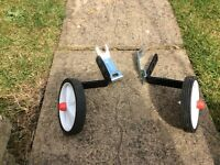 """Stabilisers to fit 12-20"""" children's bikes"""