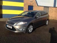 Ford Mondeo 1.6TDCI ( 113bhp ) Titanium DIESEL ESTATE OCT 2011 61 REG, FREE TAX