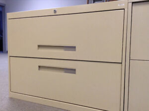 Fantastic Practical Lateral 2-Drawer Filing Cabinets in Hamilton