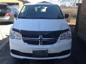 2014 Dodge Grand Caravan SE/SXT Minivan, Van