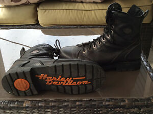 Harley-Davidson motorcycle boots - very good condition
