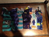Like New Boys Polar Fleece PJ's 18 Months