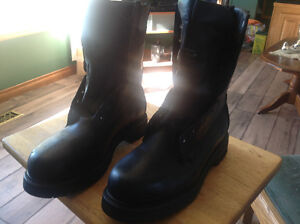 New prospector boots