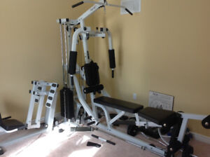 Body Craft complete home gym