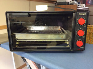 Toaster oven and George Forman