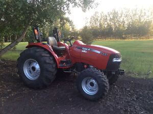 Case Tractor DX55