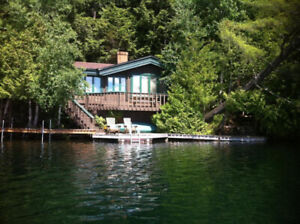 Beautiful Waterfront Cottage Rentals