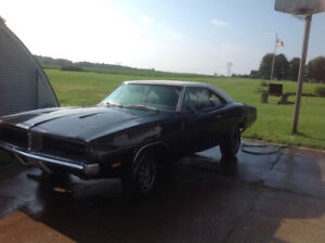 Read full ad before respond looking to trade 1969 Dodge Charger