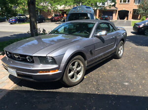 Automatic Ford Mustang Pony Package