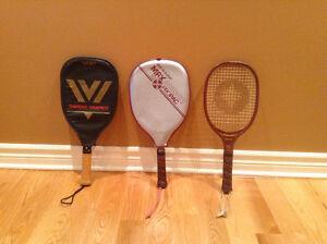 Raquettes de racquetball