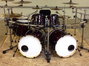 Double bass Pearl kit