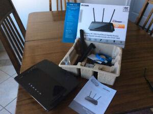 D-Link AC1900 Router