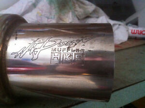 HKS Hi Power Muffler