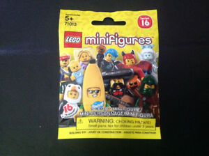 Lego Minifigures Series 16 # 71013 - Blind Pack