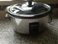 Morphy Richards Slow Cooker - As New