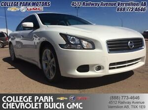 2012 Nissan Maxima SV  V6  Sask registered car  NOT  AB certifie