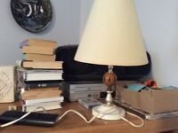 2 lamps and things