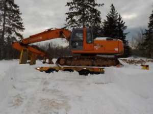 Excavation and construction business for sale