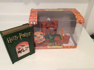 2 HARRY POTTER GAMES - Quidditch and Through the Trap Door