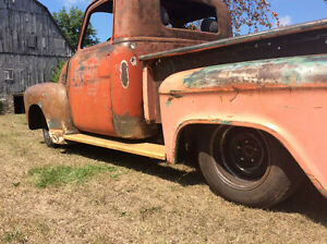 1949 chevy truck rat project