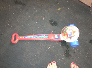 Fisher Price popping mower for sale London Ontario image 1