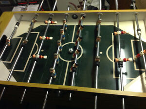 Heavy duty Foosball table