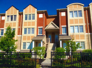 FOR RENT-2 BEDROOM TOWNHOUSE *MISSISSAUGA* 9TH LINE & EGLINTON