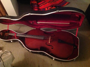 Like brand new cello for sale