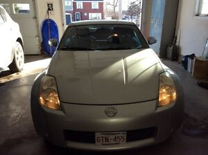 2003 NISSAN 350 Z WITH 121000 KMS