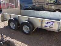 Ifor Williams gd105 trailer