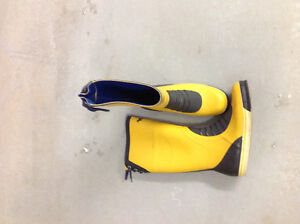 Boots Viking VW26 Mariner Deck Boots like new