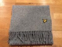Lyle & Scott scarf