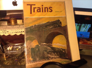 Trains Magazine 1947 January