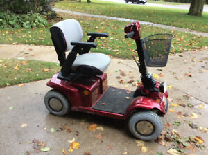 Battery scooter for sale