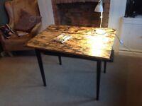 Reclaimed Wood Handmade Table