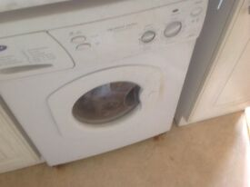 Hotpoint Aquarius washer dryer