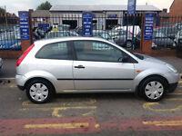 Ford Fiesta 1.25 2004.5MY Finesse 12 months mot... very clean car ..2 keys.....