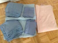 Couvertures et draps lit double/full