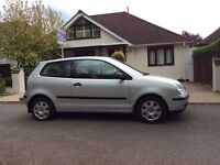 VOLKSWAGEN POLO 1.4 TDI DIESEL 70,000 MILES DRIVES LIKE NEW LADY OWNER Ford fiat Renault Peugeot jia