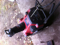 Engines,snowblower,rototiller and electric chain saws