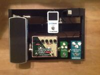 PALMER PEDALBOARD LIGHTWEIGHT 40 ADJUSTABLE WITH CASE
