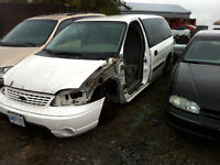 PARTING OUT: 2003 FORD WINDSTAR