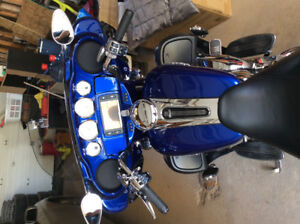 Beautiful superior blue 2017 StreetGlide Special