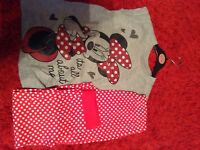 Minnie Mouse PJ's - 7/8 years NEW