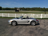 2005 Porsche Boxster Coupe (2 door)