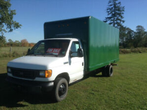 2006 Ford E - 450 Cube Truck for sale